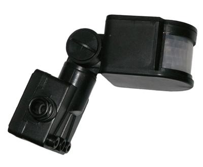 bewegungsmelder 12 volt dc www solarmodul photovoltaik com. Black Bedroom Furniture Sets. Home Design Ideas