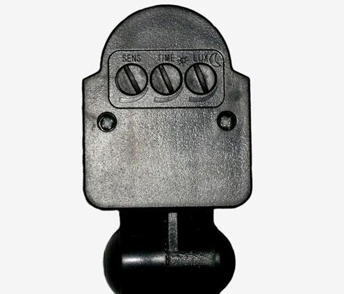 Bewegungsmelder 12 Volt DC - WWW.SOLARMODUL-PHOTOVOLTAIK.COM